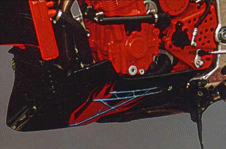 Lenkergriffe f/ür Suzuki GSX 750 F Motea 2X Titan