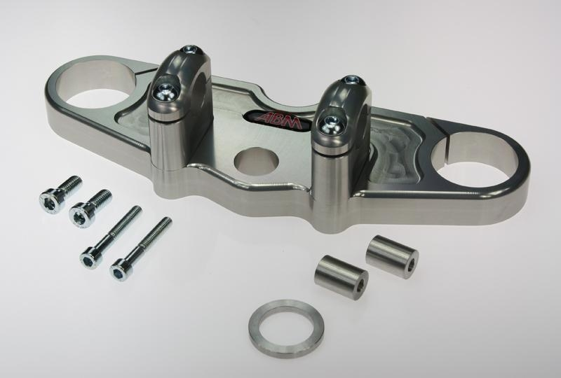 Suzuki Upper Tree with Bar Clamps  StreetFighters Inc  Top