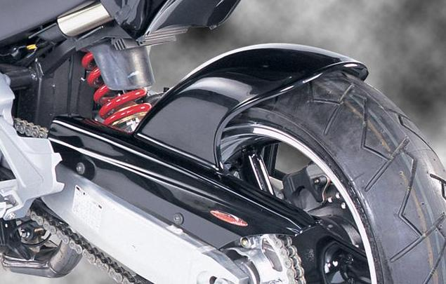 Honda 919 Hornet 900 CB900F Rear Tail Passenger Grab Rail Block Off Plate Cap